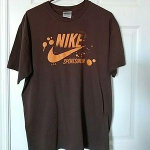 Nike t- shirt XL